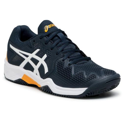 Buty ASICS - Gel-Resolution 8 Clay Gs 1044A019 French Blue/White 403