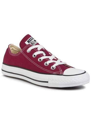 Converse Trampki All Star Ox M9691C Bordowy