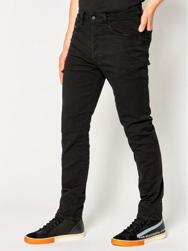 Diesel Jeansy Tapered Fit D-Eetar 00SQLZ 069KH Czarny Tapered Fit