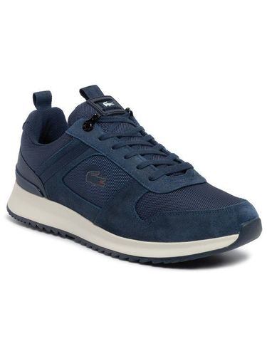 Lacoste Sneakersy Joggeur 2.0 319 1 SMA 7-38SMA0008ND1 Granatowy