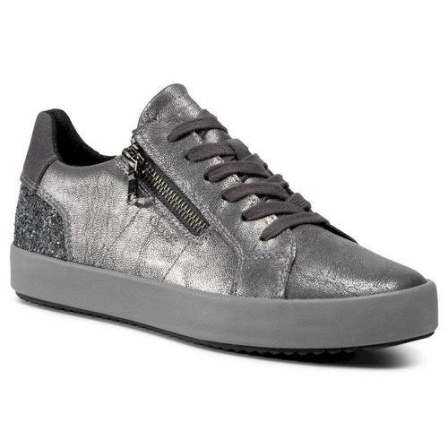 Sneakersy GEOX - D Blomiee A D026HA 0PVEW C9004 Anthracite