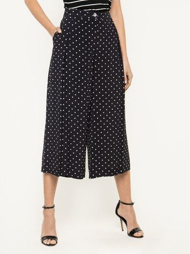 Pinko Kuloty Crembrule PE 20 BLK01 1G14RM Y63A Czarny Relaxed Fit