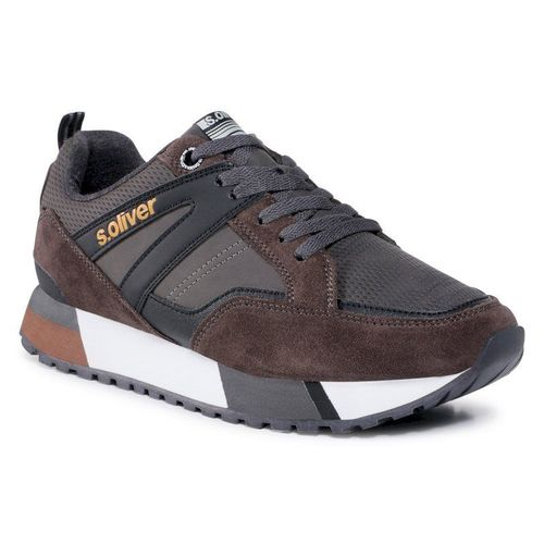 Sneakersy S.OLIVER - 5-13610-25 Anthracite Com 227