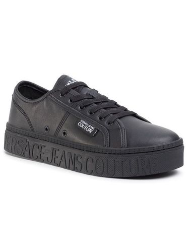 Versace Jeans Couture Sneakersy E0YVBSD4 Czarny