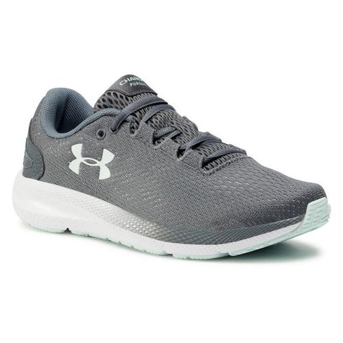 Buty UNDER ARMOUR - Ua W Charged Pursuit 2 3022604-103 Gry