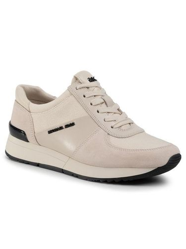MICHAEL Michael Kors Sneakersy Allie Trainer 43R0ALFS1S Beżowy
