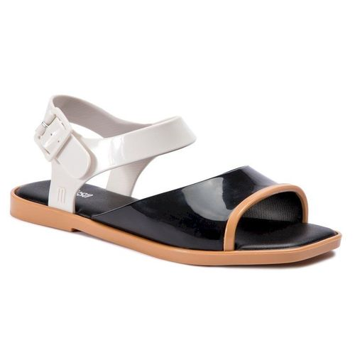 Sandały MELISSA - Crush Ad 32431 Black/White/Beige 52158