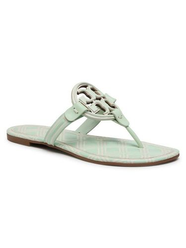 Tory Burch Japonki Meat Miller 81374 Zielony