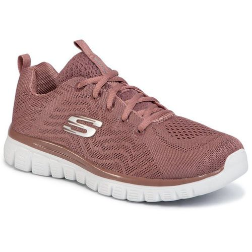 Buty SKECHERS - Get Connected 12615/MVE Mauve