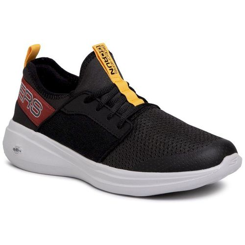 Buty SKECHERS - Steadfast 55109/BKMT Black/Multi