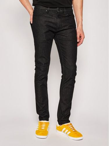 Hugo Jeansy Extra Slim Fit 734 50426679 Czarny Slim Fit
