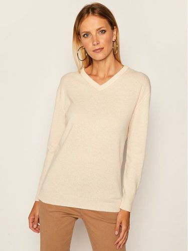 Marella Sweter Flasco 33663607 Beżowy Regular Fit