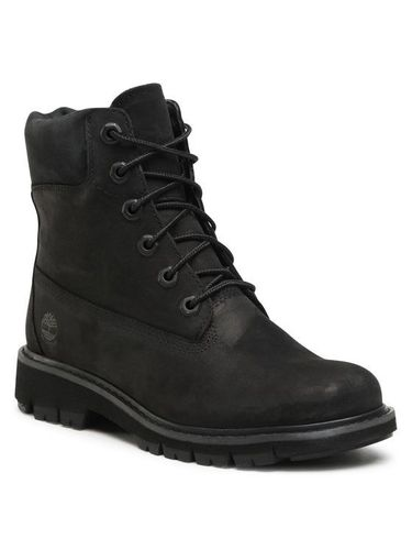 Timberland Trapery Lucia Way 6 In Waterproof Boot TB0A1SC4001 Czarny