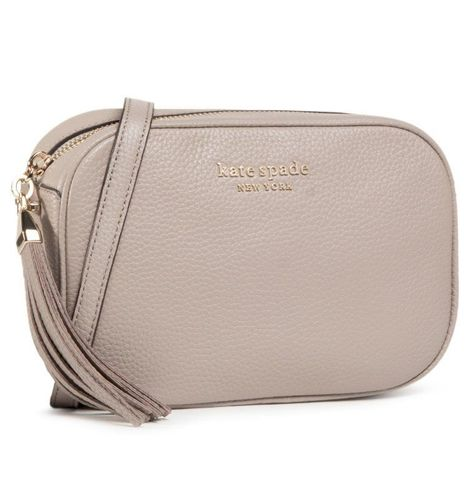 Torebka KATE SPADE - Medium Camera Bag PXR00357 Warm Taupe 140