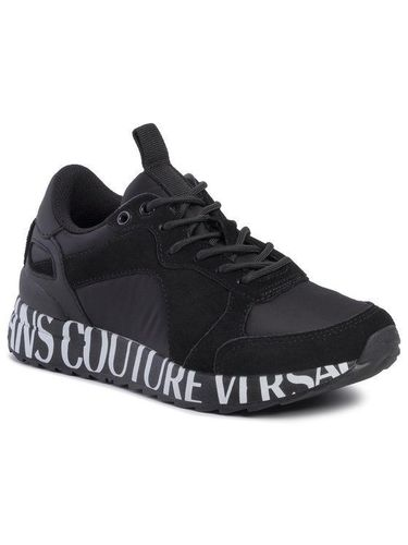 Versace Jeans Couture Sneakersy E0VUBSN1 Czarny