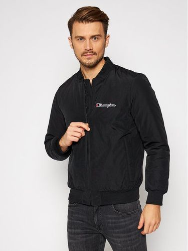 Champion Kurtka bomber Trade Rochester 214892 Czarny Regular Fit