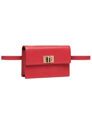 Furla Saszetka nerka 1927 WE00015-ARE000-RUB00-1-007-20-CN-E Czerwony