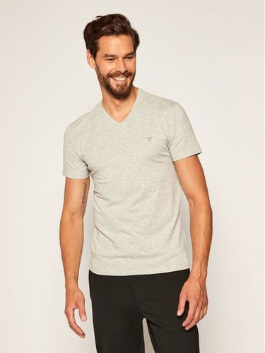Guess T-Shirt 100 Core Tee M0GI32 J1300 Szary Super Slim Fit