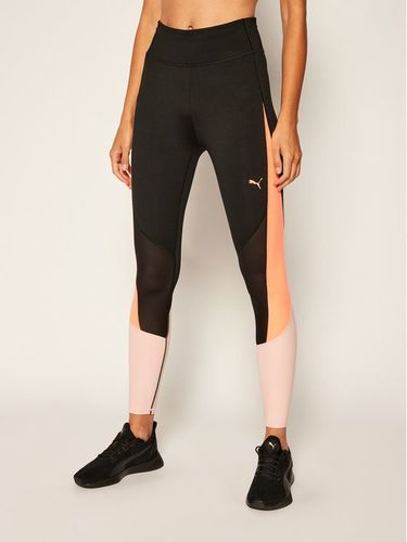 Puma Legginsy Train Pearl Full 519560 Czarny Tight Fit
