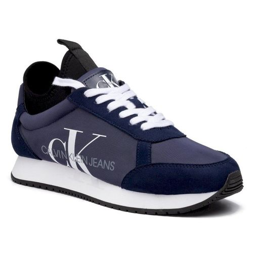 Sneakersy CALVIN KLEIN JEANS - Jemmy B4S0136 Medieval Blue