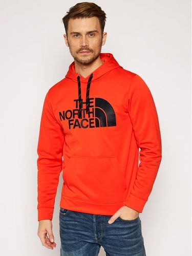 The North Face Bluza Surgent NF0A2XL8R151 Czerwony Regular Fit