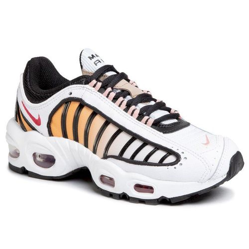 Buty NIKE - Air Max Tailwind IV CJ7976 100 White/Gym Red/Black