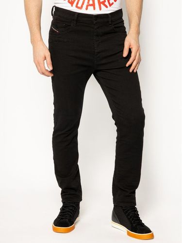 Diesel Jeansy Tapered Fit D-Eetar 00SQLY 069KH Czarny Tapered Fit