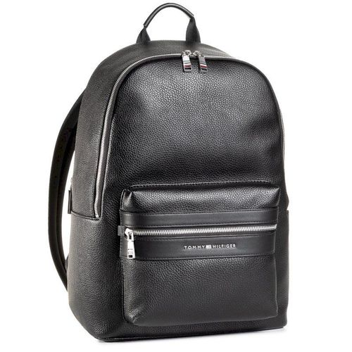 Plecak TOMMY HILFIGER - Th Modern Backpack AM0AM06239 Black BDS