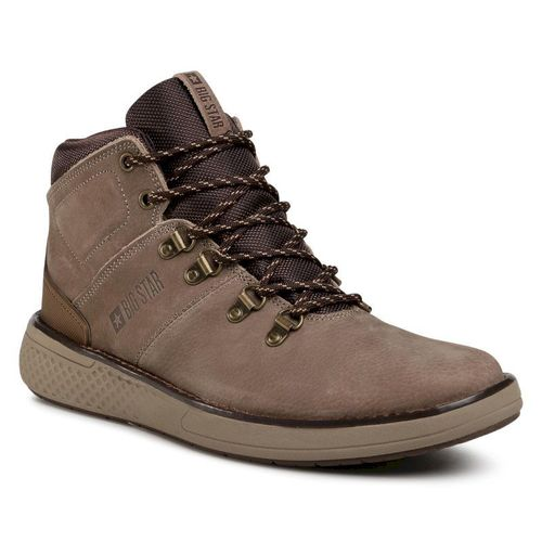 Sneakersy BIG STAR - GG174492 Brown