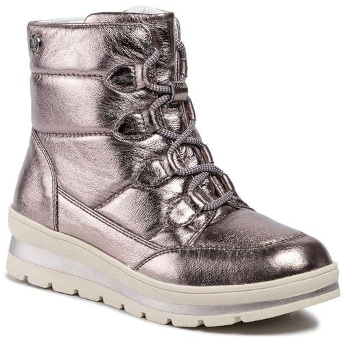 Botki CAPRICE - 9-26214-23 Rose Metallic 510