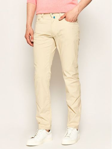 Pierre Cardin Jeansy Regular Fit 3451/2400 Beżowy Regular Fit
