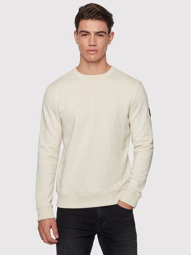 Boss Bluza Walkup 1 50426608 Beżowy Relaxed Fit