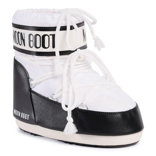 Śniegowce MOON BOOT - Classic Low 2 140934002 White