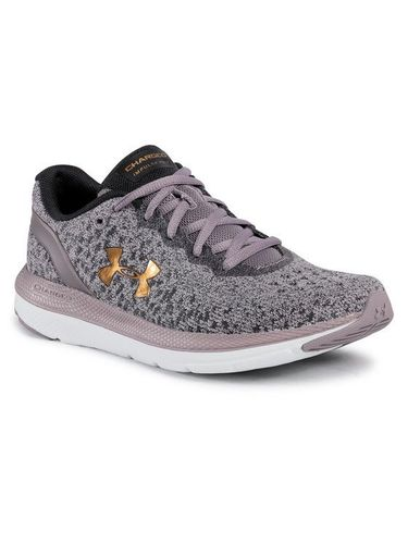 Under Armour Buty Ua W Charged Impulse Knit 3022603-500 Fioletowy