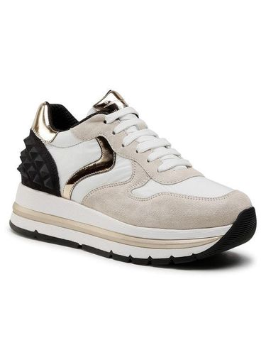 Voile Blanche Sneakersy Maran Studs 0012015809.01.1N20 Beżowy