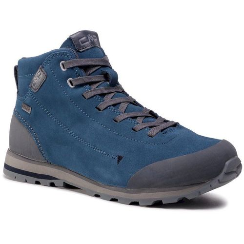 Trekkingi CMP - Elettra Mid Hiking Shoes Wp 38Q4597 Blue Ink/Antracite