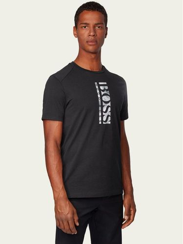 Boss T-Shirt Teeonic 50431774 Czarny Regular Fit