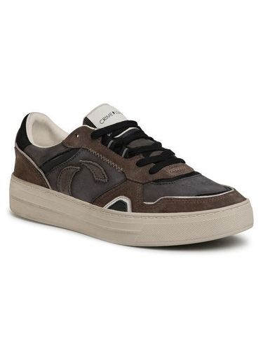Crime London Sneakersy Low Top Off Court 11108AA3.33 Szary