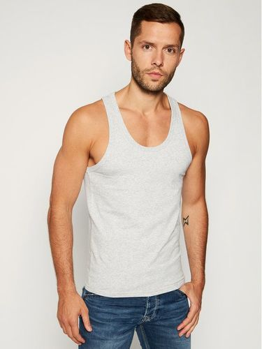 Dsquared2 Underwear Tank top D9D203000 Szary Slim Fit