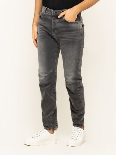 G-Star Raw Jeansy Regular Fit Tobog D14459-B479-A800 Szary Relaxed Fit