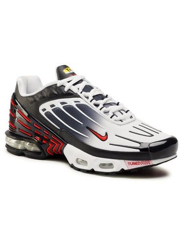 Nike Półbuty Air Max Plus III (GS) CD6871 004 Czarny