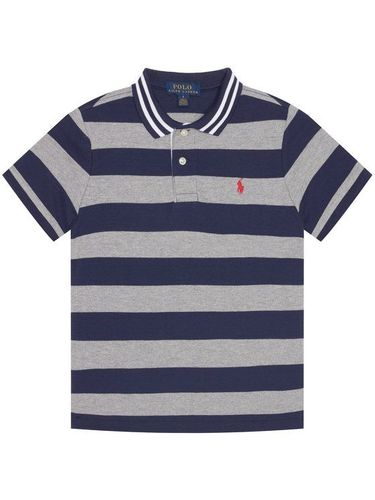 Polo Ralph Lauren Polo Ss Kc 321793534002 Kolorowy Regular Fit