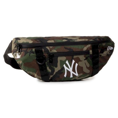 Saszetka nerka NEW ERA - Mlb Waist Bag Light Neyyan 12145411 Zielony