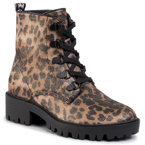 Trapery KENDALL + KYLIE - Epic Bootie Black Leopard