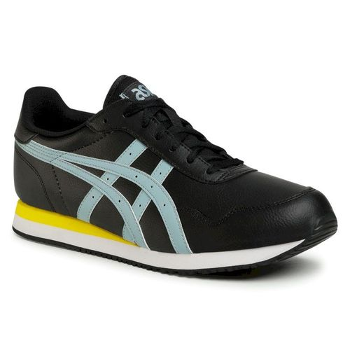 Buty ASICS - Tiger Runner 1191A301 Black/Light Steel 002