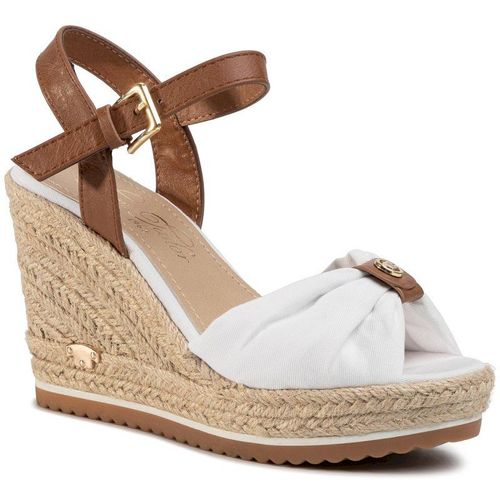 Espadryle TOM TAILOR - 809020680 White 1