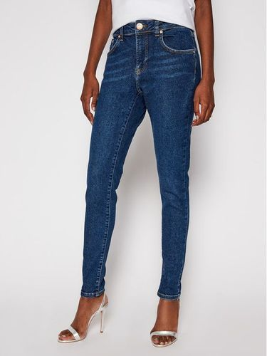 One Teaspoon Jeansy Skinny Fit Freebirds II 23185 Granatowy Skinny Fit