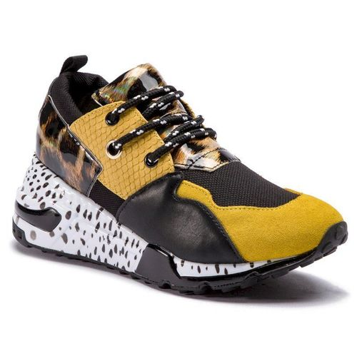 Sneakersy STEVE MADDEN - Cliff Sneaker SM11000185-04005-713 Yellow Multi