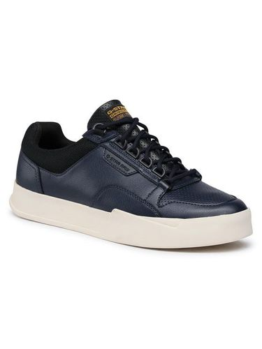 G-Star Raw Sneakersy Rackam Vodan Low II D17994-C509-6486 Granatowy