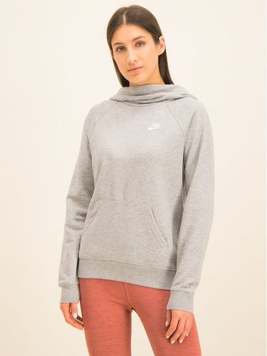 Nike Bluza Essential BV4116 Szary Regular Fit